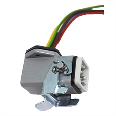 Multi cable plug -  front FKE 16